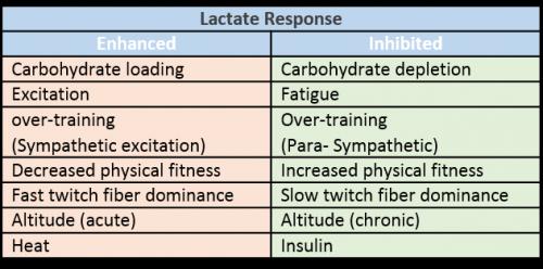 Lactate_Response