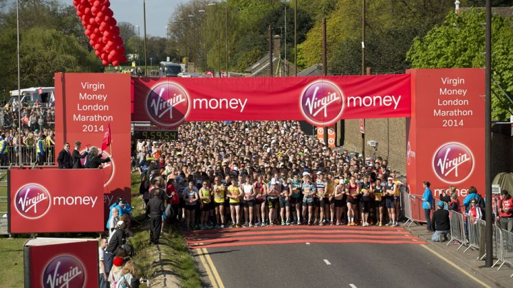Virgin London Marathon Deferred